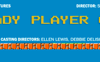 STEVEN SPIELBERG – READY PLAYER ONE CASTING SEARCH